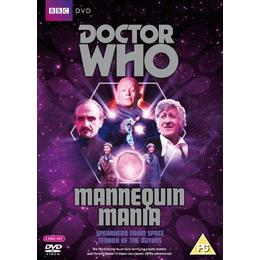 Doctor Who: Mannequin Mania- Spearhead from Space / Terror of the Autons [DVD]